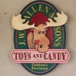 J W Allen & Sons Toys & Candy